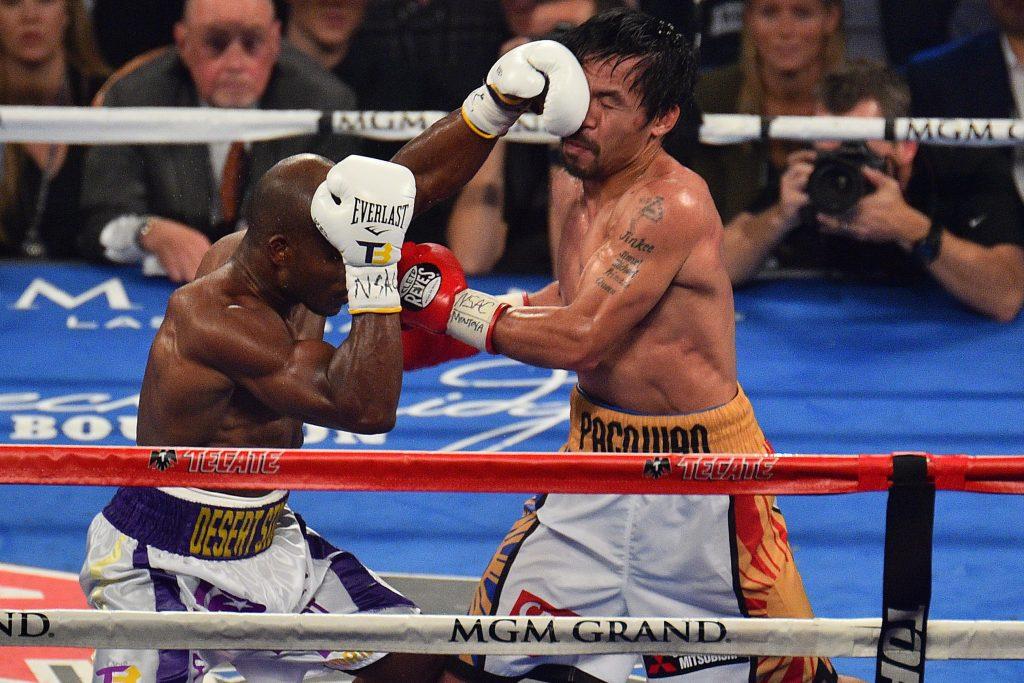 Manny Pacquiao vs. Timothy Bradley