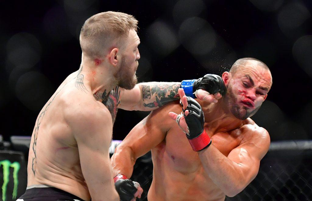 "Eddie Alvarez vs. Conor ""The Notorious"" McGregor"