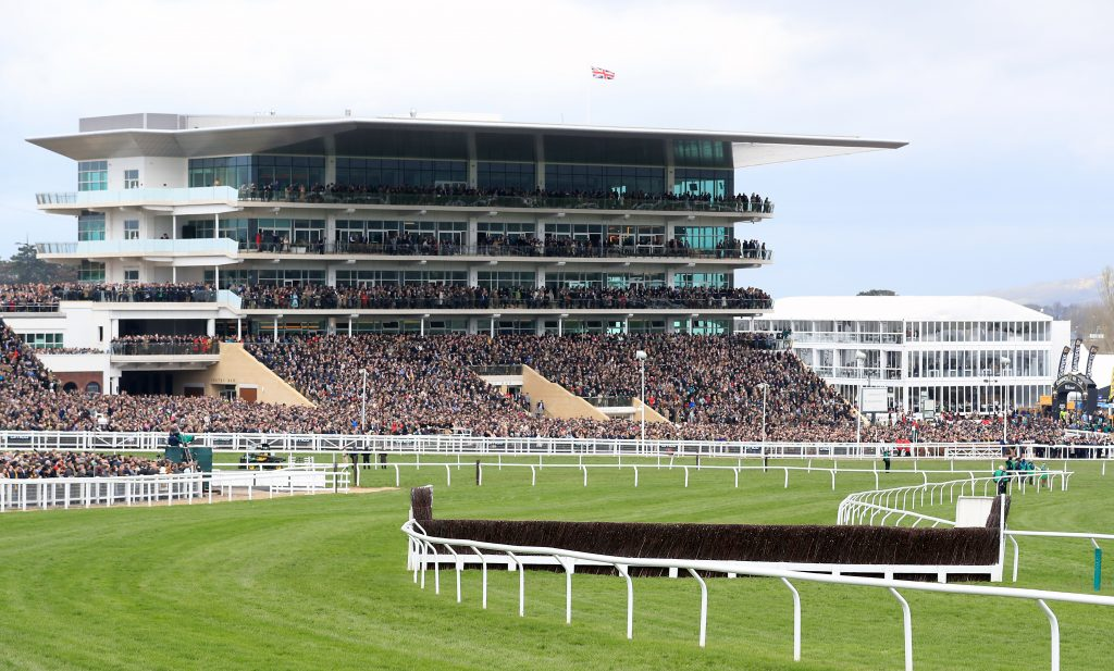 Royal Stand Cheltenham