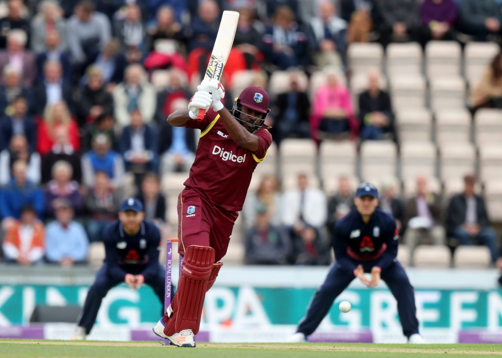West Indies' Chris Gayle.