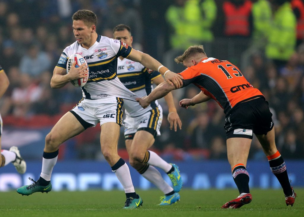Castleford Tigers v Leeds Rhinos - Betfred Super League Grand Final - Old Trafford
