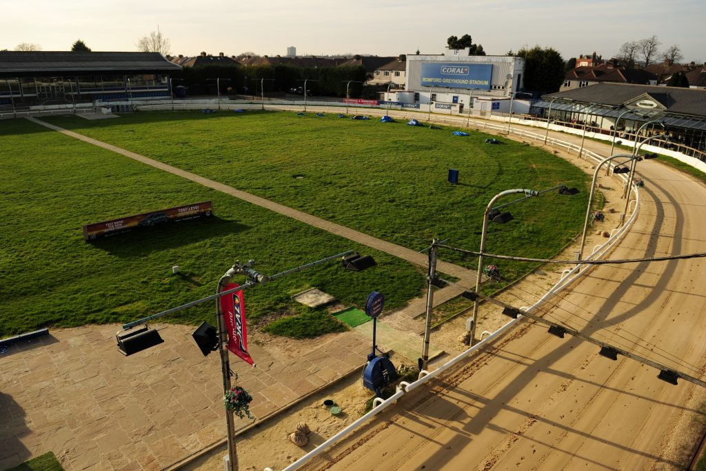 Best greyhound tracks - Romford Greyhound Stadium