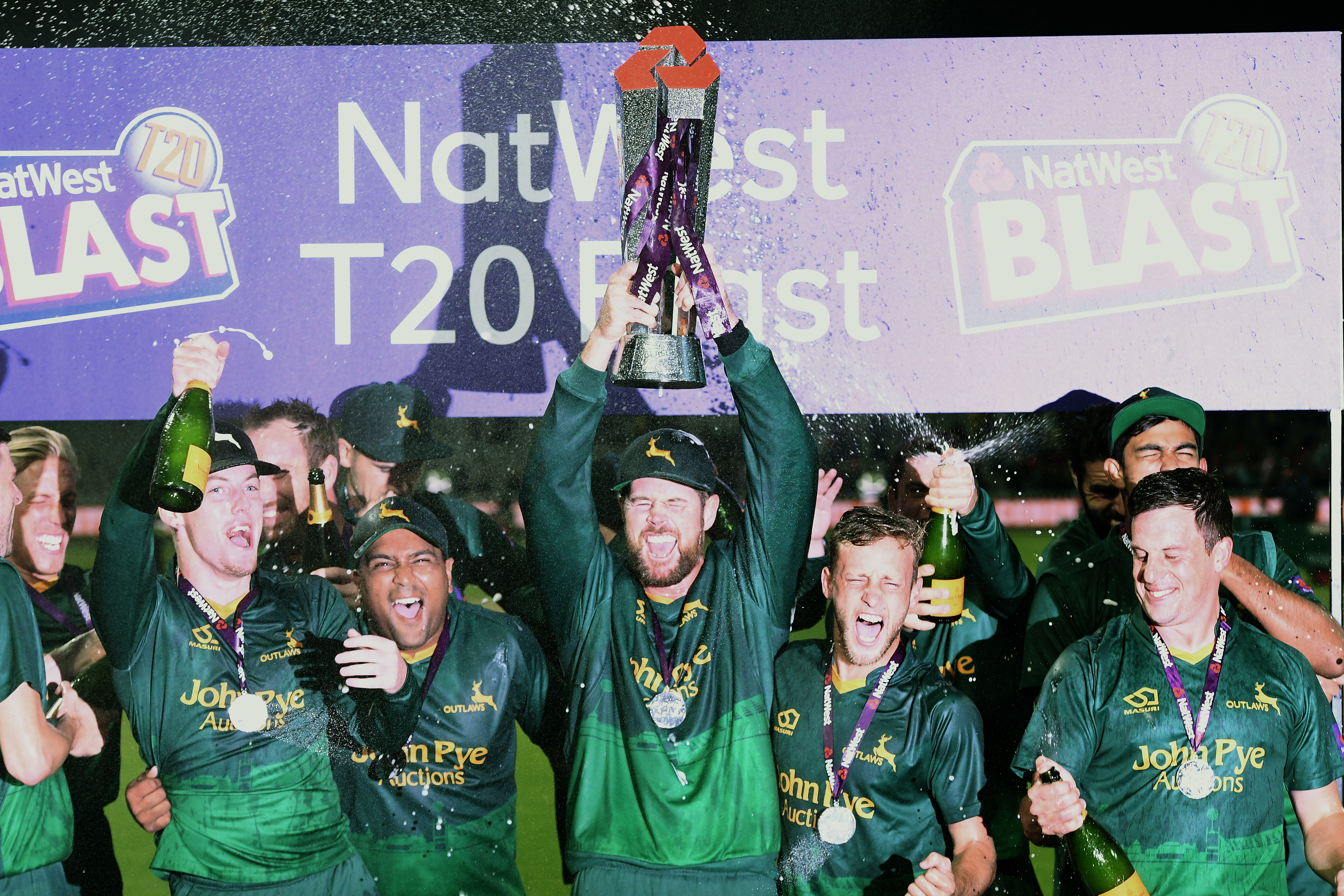 The five most spectacular T20 Blast matches in history