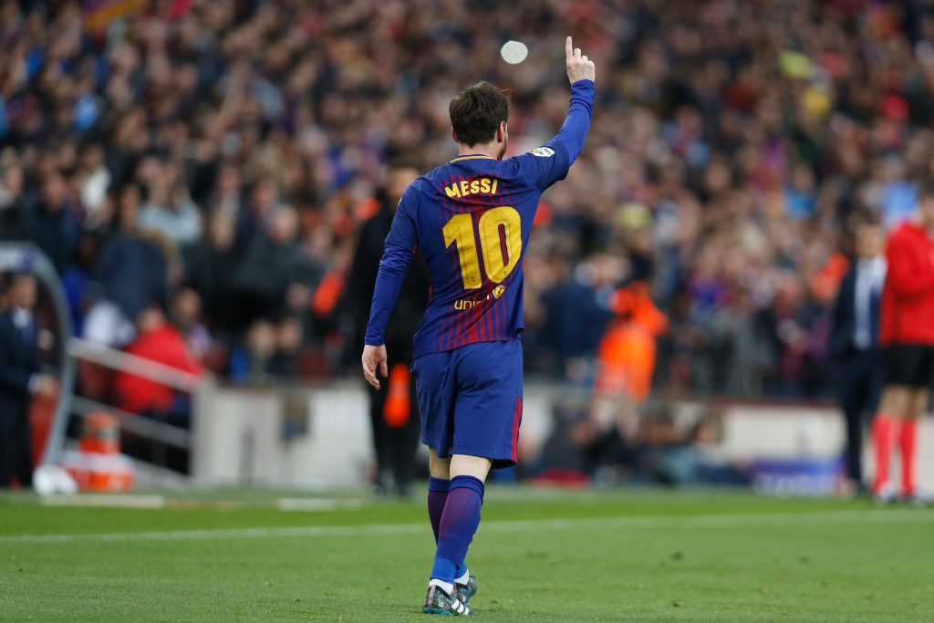 Messi is tipped to score as aprt of our Barcelona vs Girona predictions