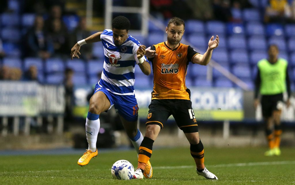 Reading v Hull City
