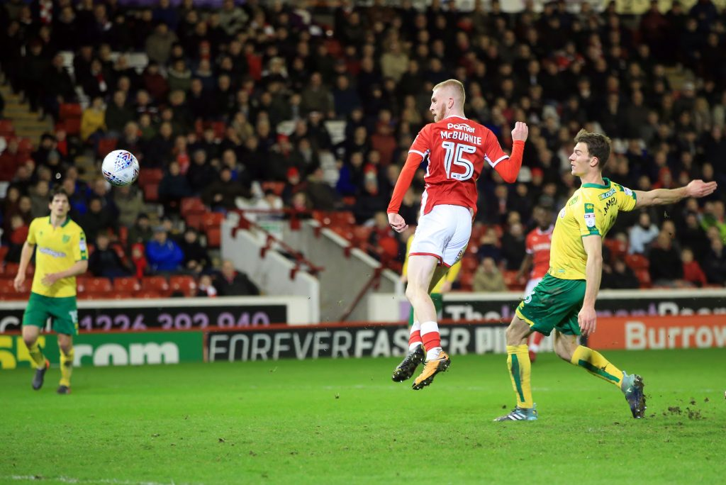 Barnsley v Norwich City