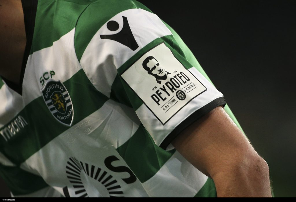 Sporting CP shirt