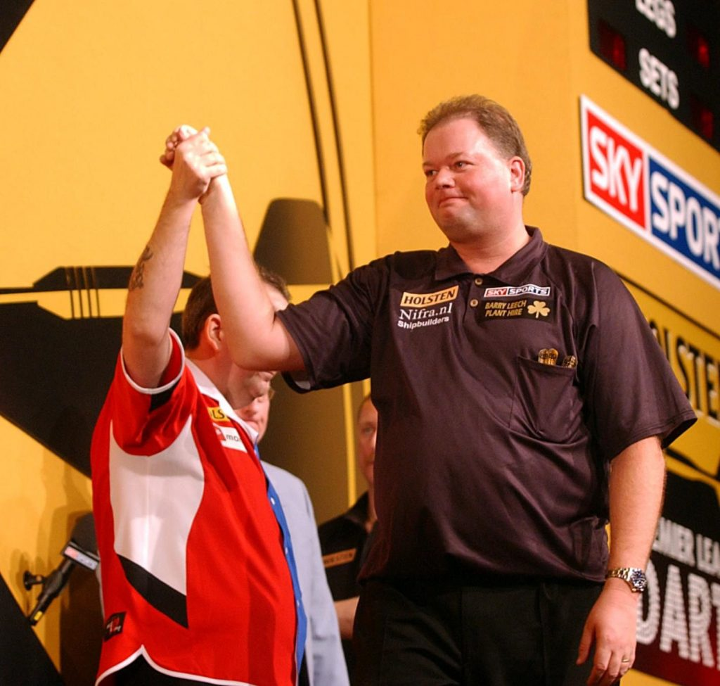 The top ten darts matches of all time