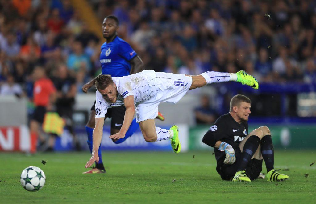 Jamie Vardy's big-game experience to help England's World Cup bid