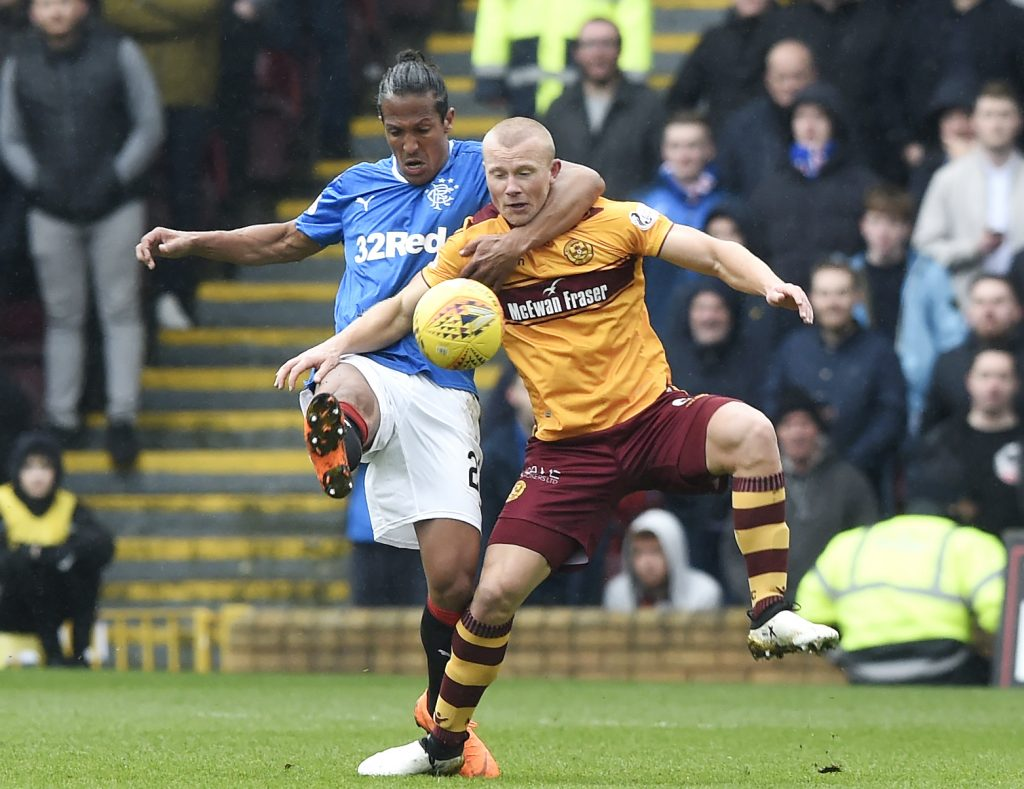 Curtis Main and Bruno Alves