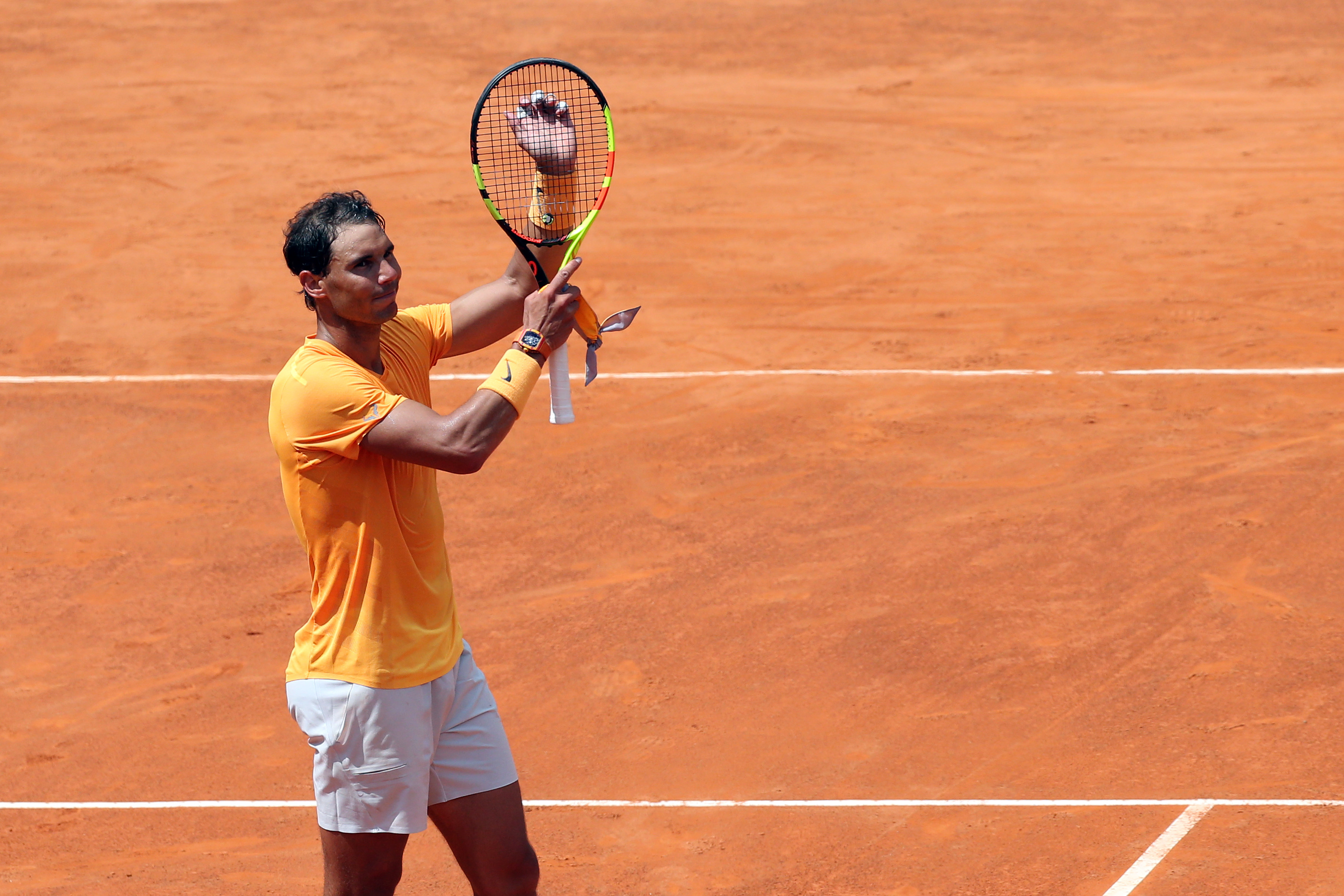Rafael Nadal - Italian Open quarter-final