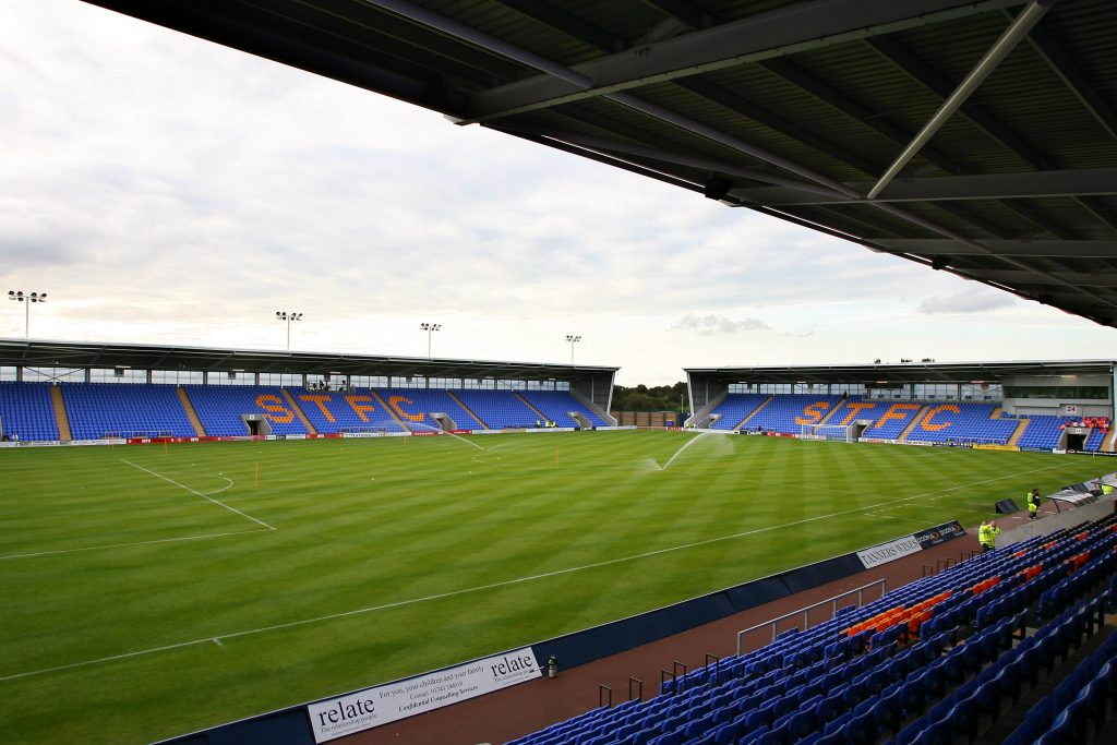 New Meadow Stadium