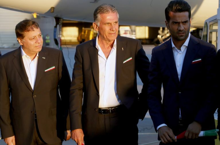 Carlos Queiroz participated in the last two World Cups
