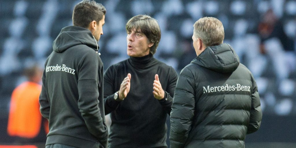 The Germany vs Sweden line-ups are confirmed and Joachim Low has made some huge changes