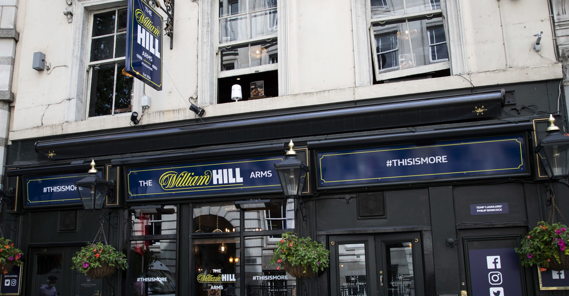 William Hill Betting Results