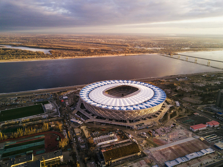 World Cup 2018 Group G will start for England at the Volgograd Arena