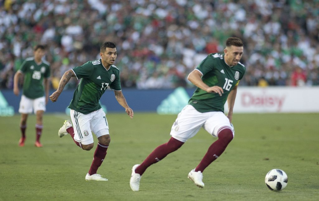 Mexico can qualify from World Cup 2018 Group F