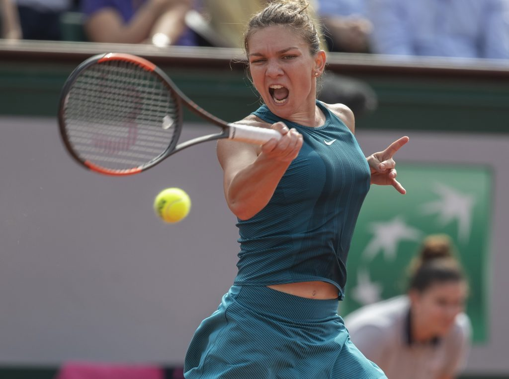Simona Halep is positioned fifth in the Wimbledon 2018 betting