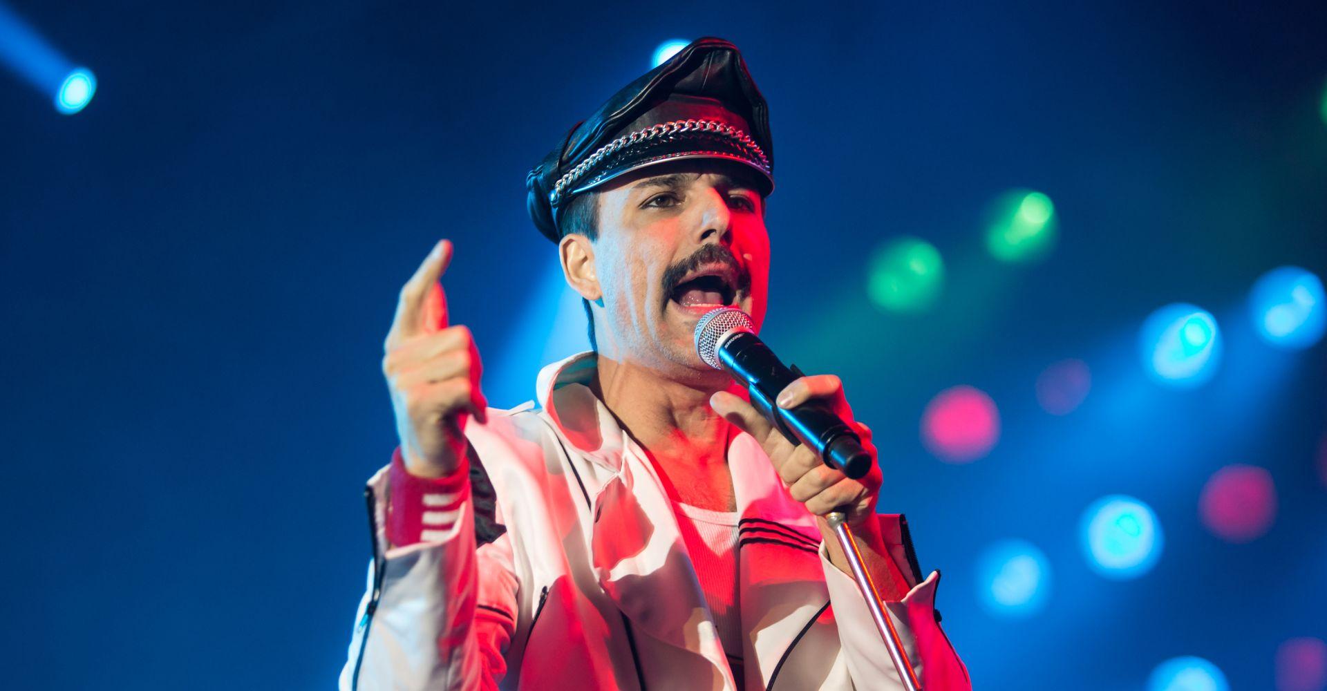 Big Sam loves Queen, especially Bohemian Rhapsody
