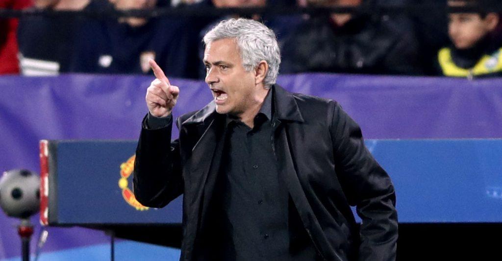 Premier League 2018/19 fixtures have been kind to Jose Mourinho's Man utd