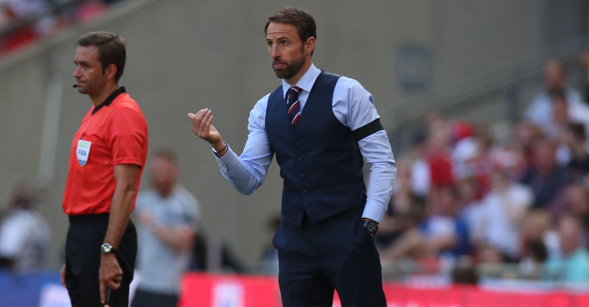 Marcus Rashford gave Gareth Southgate reason to ponder with his performance against Costa Rica