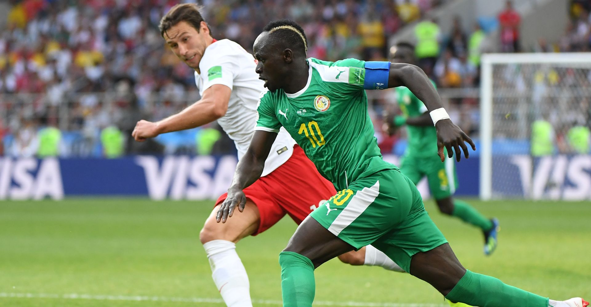 Senegal vs Colombia should see Sadio Mane in flight once more