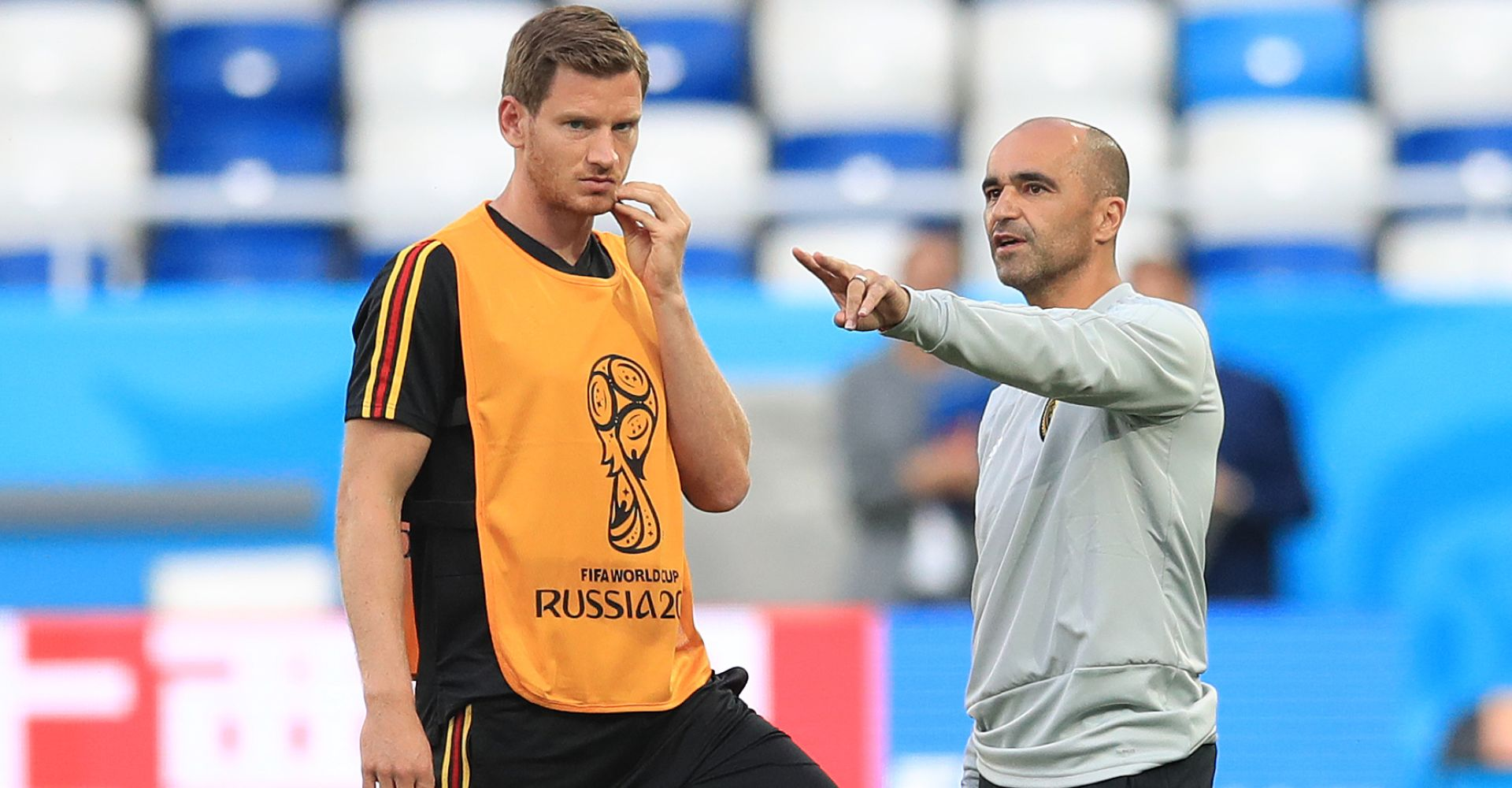 Belgium vs Japan odds have Roberto Martinez's men are favourites