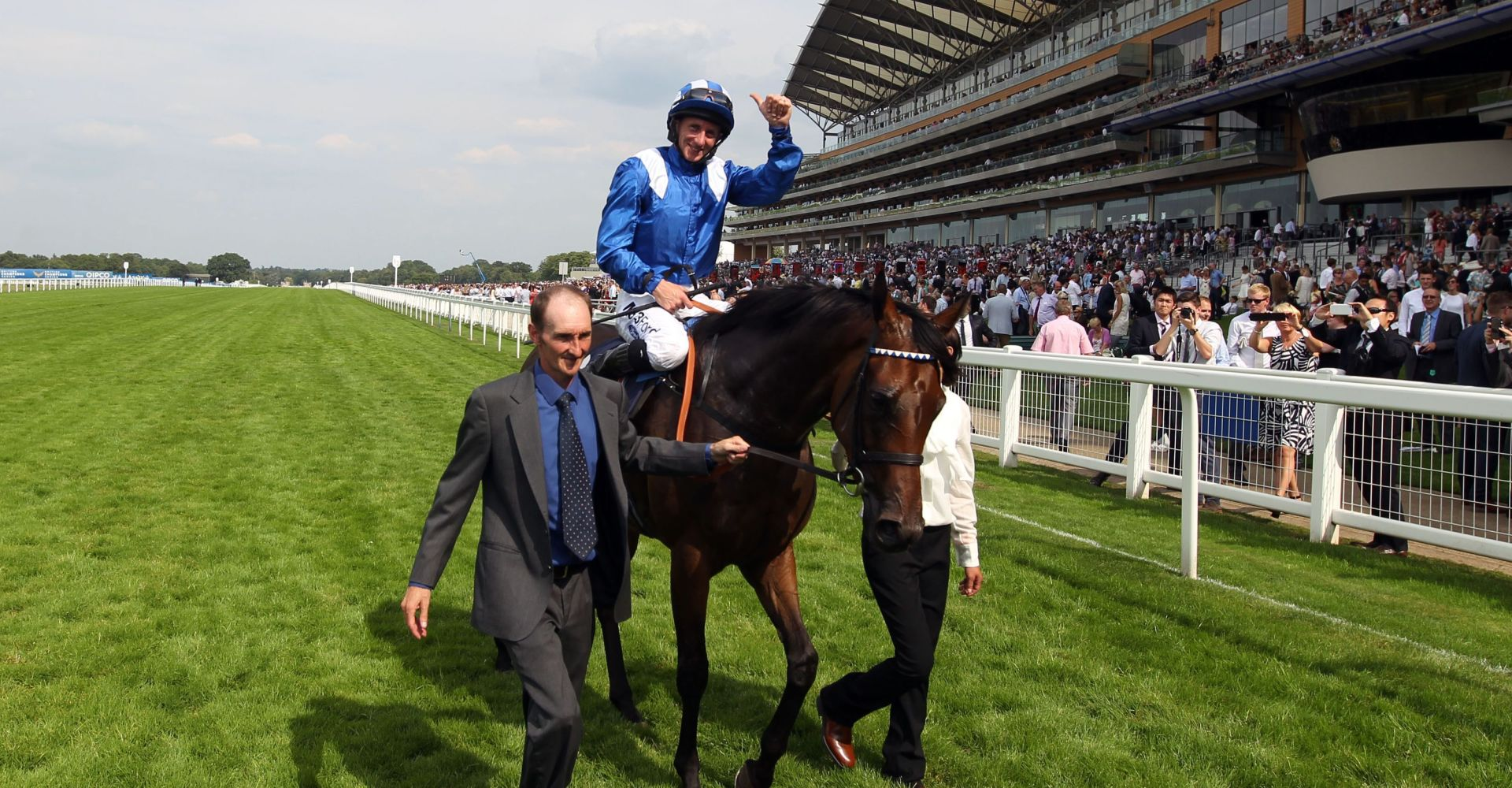 Forever Together King George odds are likely to be far longer than Taghrooda's were in 2014