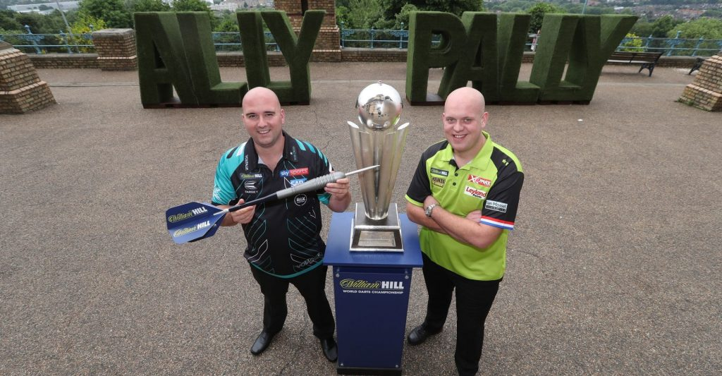 William renew World Darts Championship Sponsorship