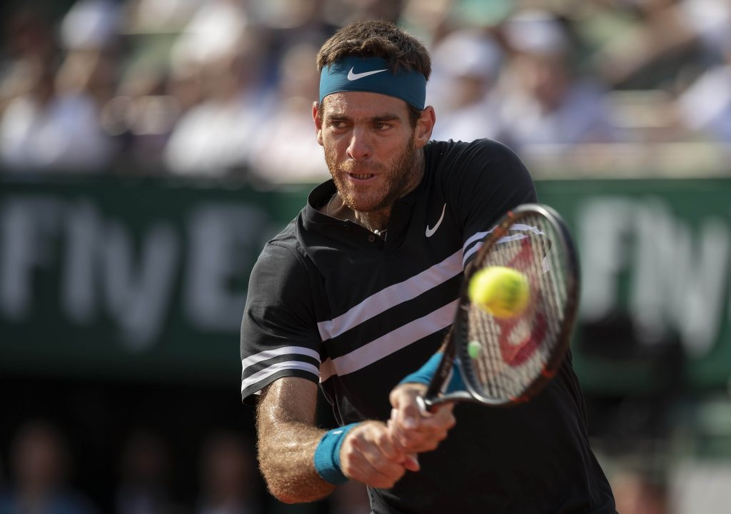 The Wimbledon 2018 odds suggest Juan Martin del Potro should go well