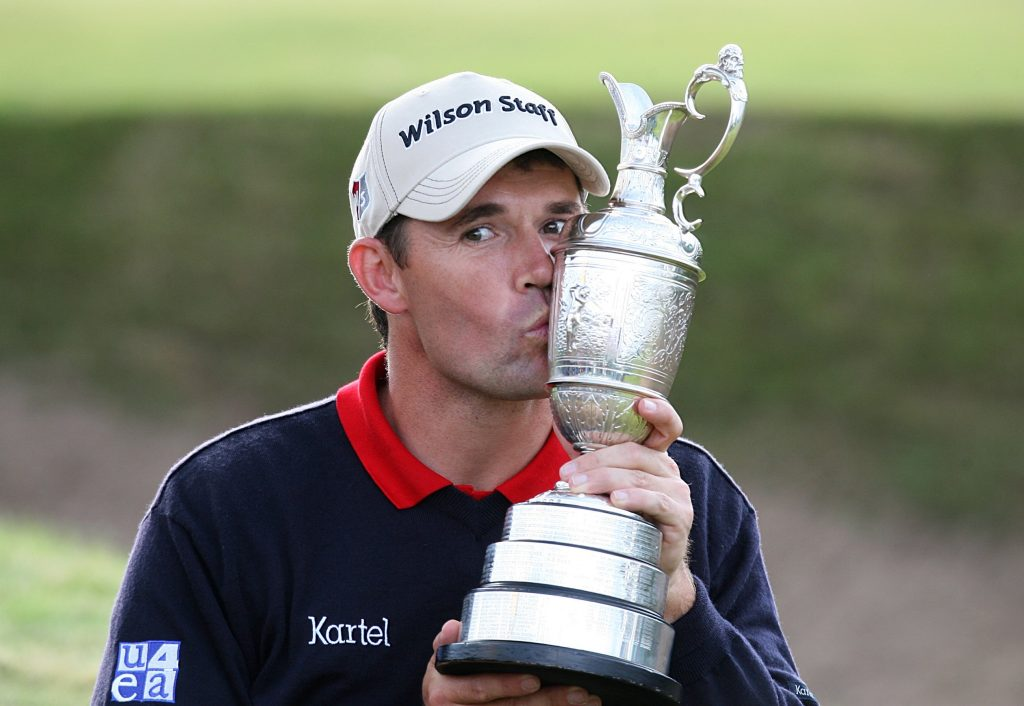 Who in The Open Championship 2018 odds will follow Padraig Harrington by winning at Carnoustie?