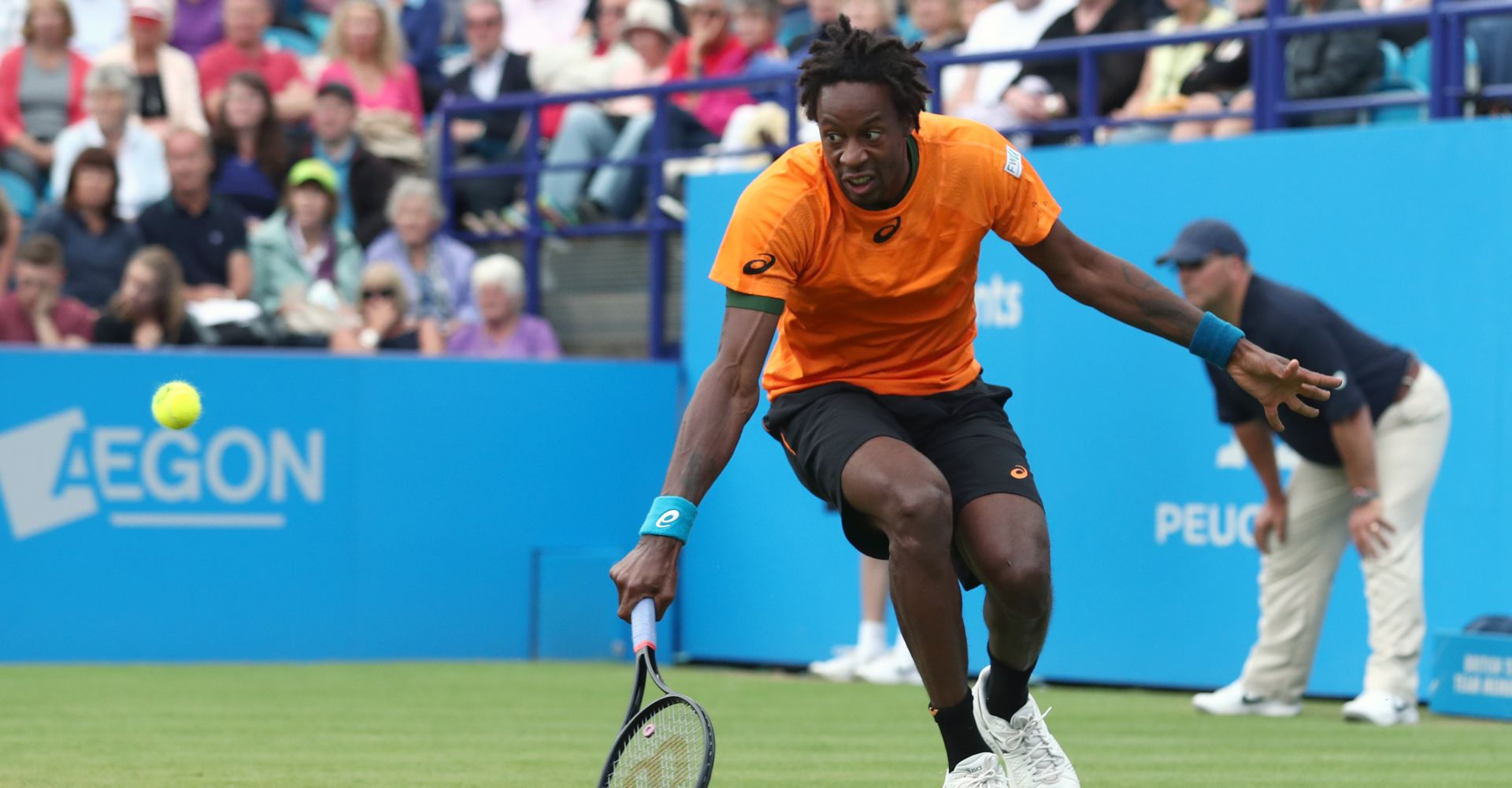 Wimbledon 2018 odds: Monfils' being part of a five-setter is a 21/10 shot among the day five best bets