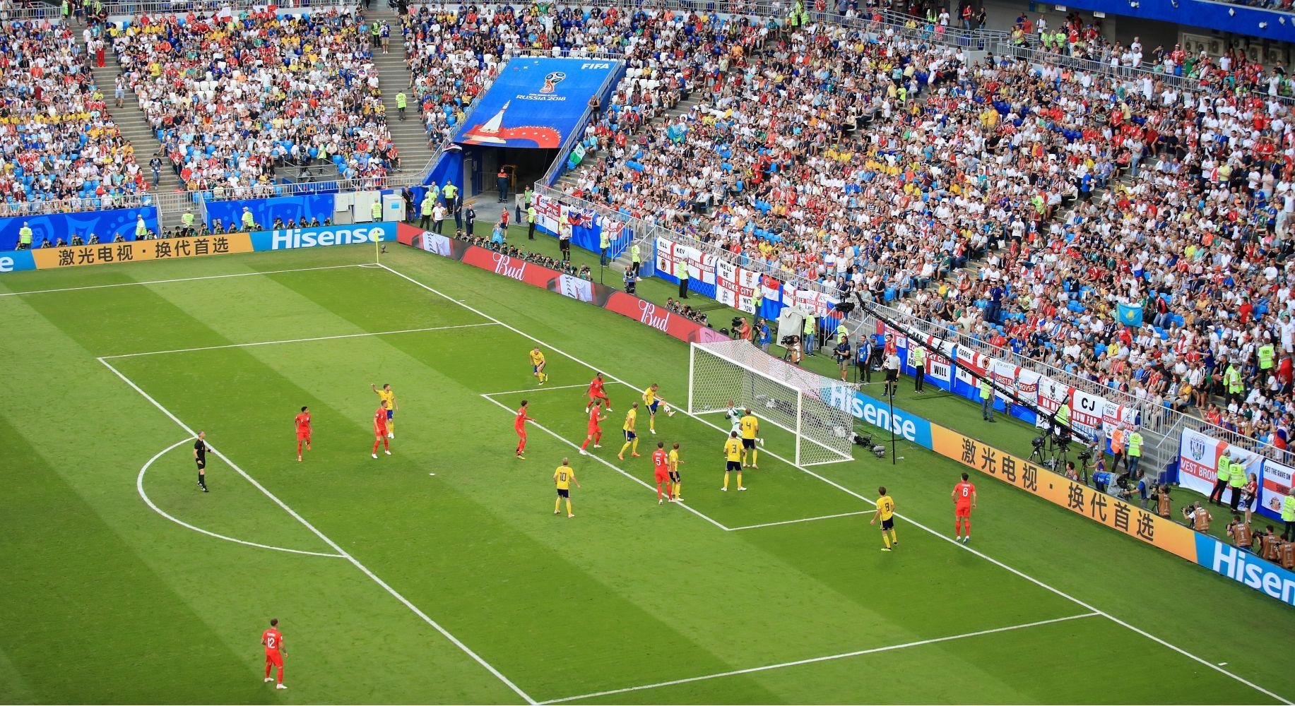 Croatia vs England odds