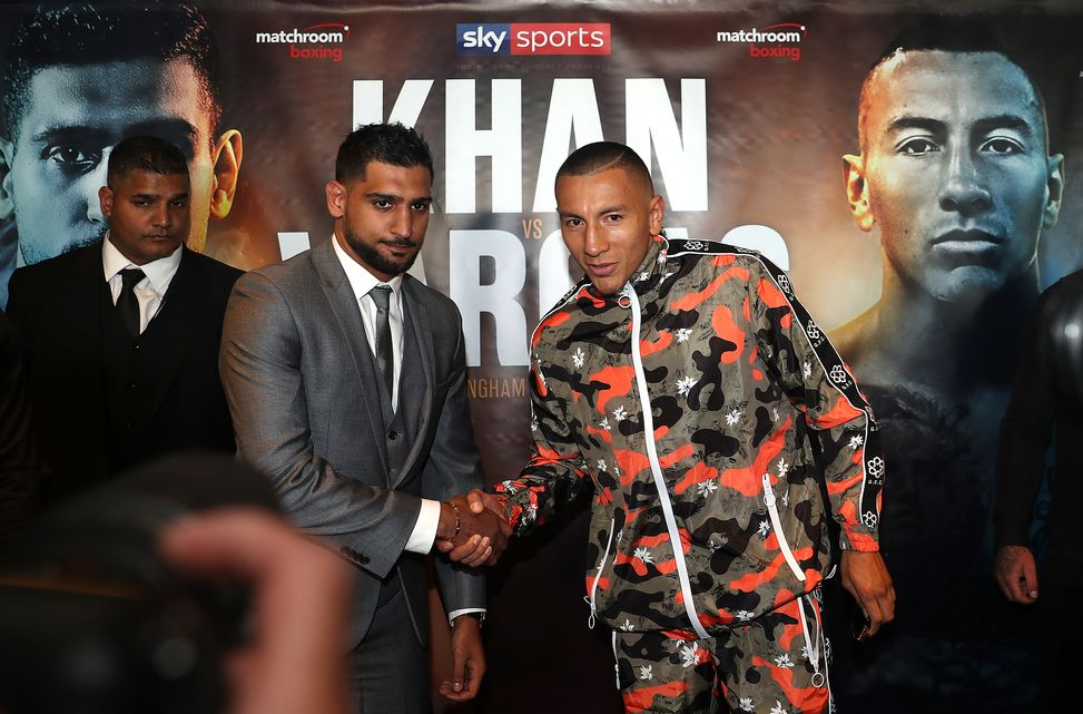 Khan vs Vargas predictions