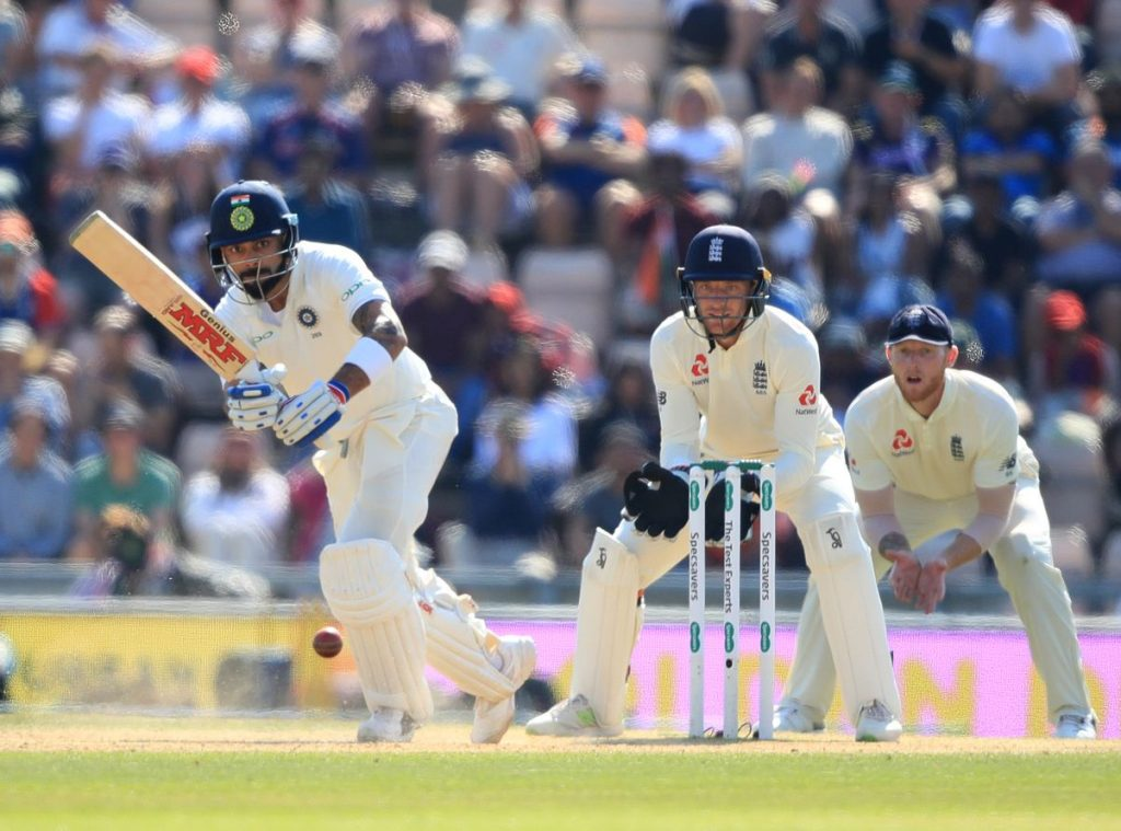 England vs India 5th test odds