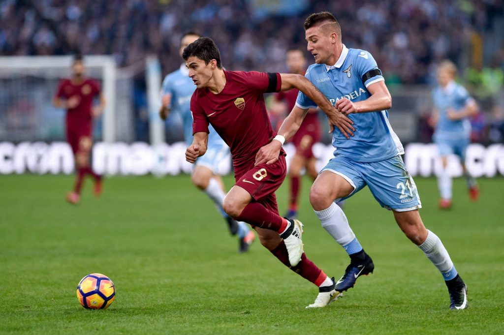 Serge Milinkovic-Savic tipped to score in our Roma vs Lazio predictions