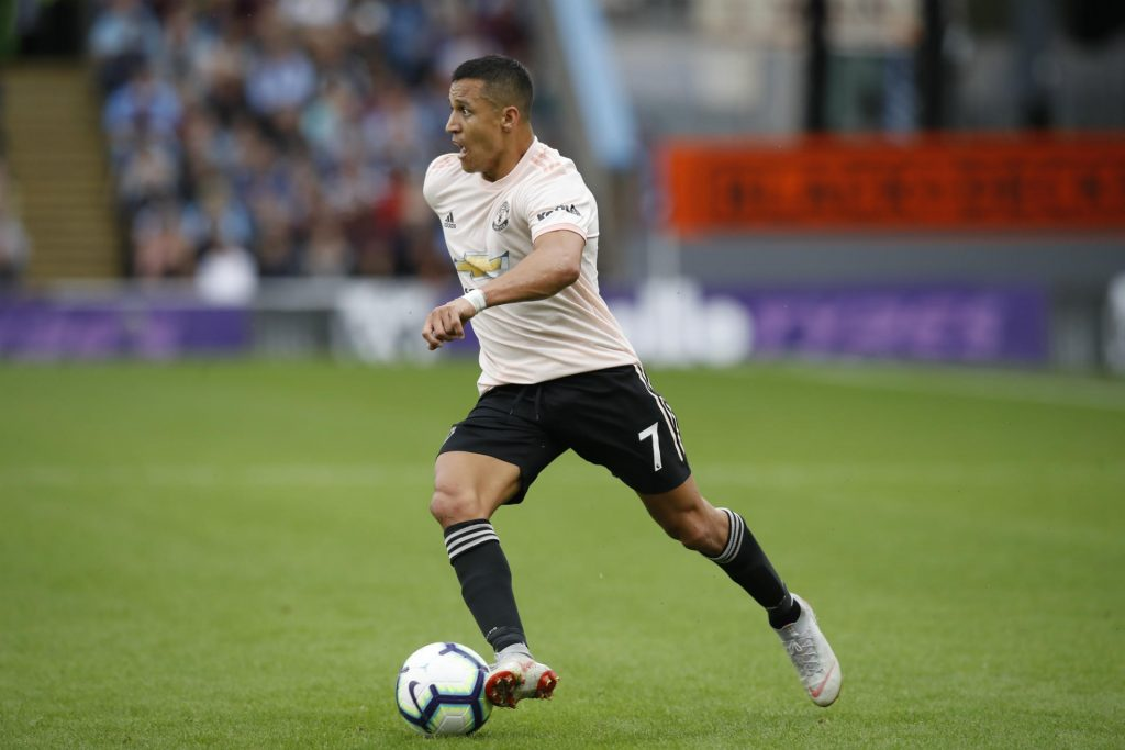Alexis on the front foot against Burnley. We've tipped him to score as part of our Man United vs Wolves predictions