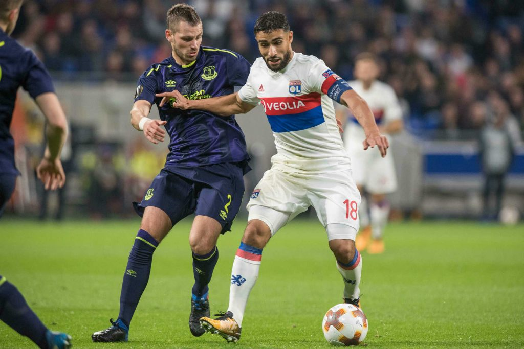 Nabil Fekir is tipped to score as aprt of our Man City vs Lyon predictions