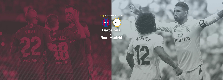Barcelona Vs Real Madrid Predictions Betting Tips And Odds El
