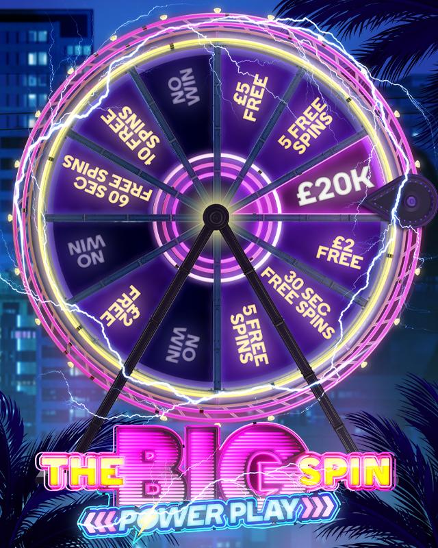 The Big Spin Powerplay