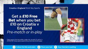 Croatia vs England predictions
