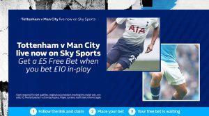 Tottenham vs Man City predictions