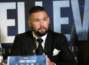 Usyk vs Bellew round betting