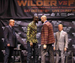 Wilder vs Fury predictions