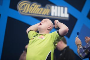 World Darts Championships: Michael van Gerwen