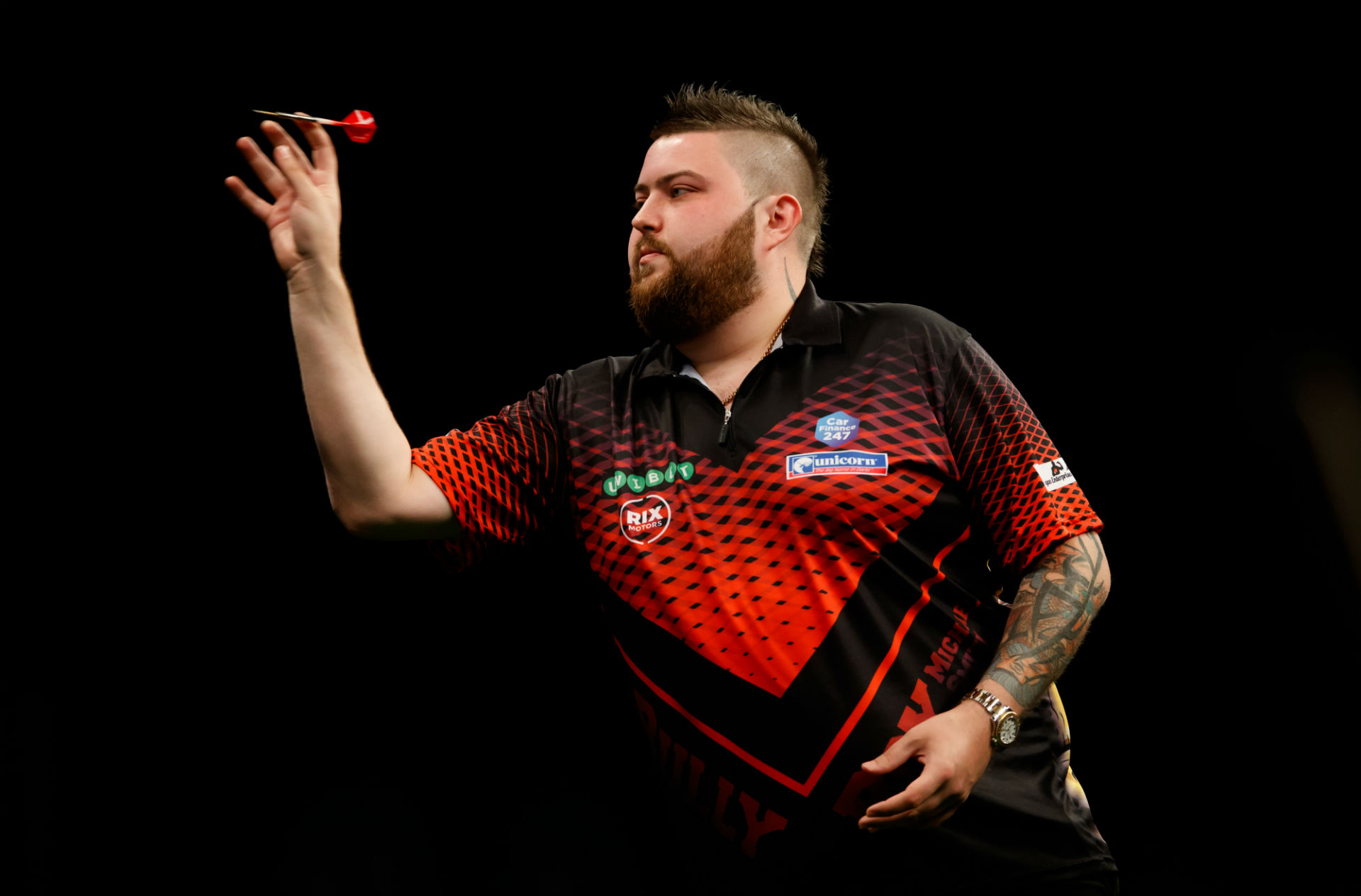 The Michael Smith World Darts Championship bet that keeps