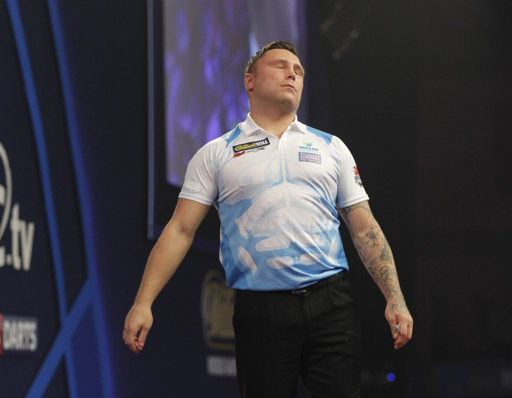 World Darts Championship: Gerwyn Price