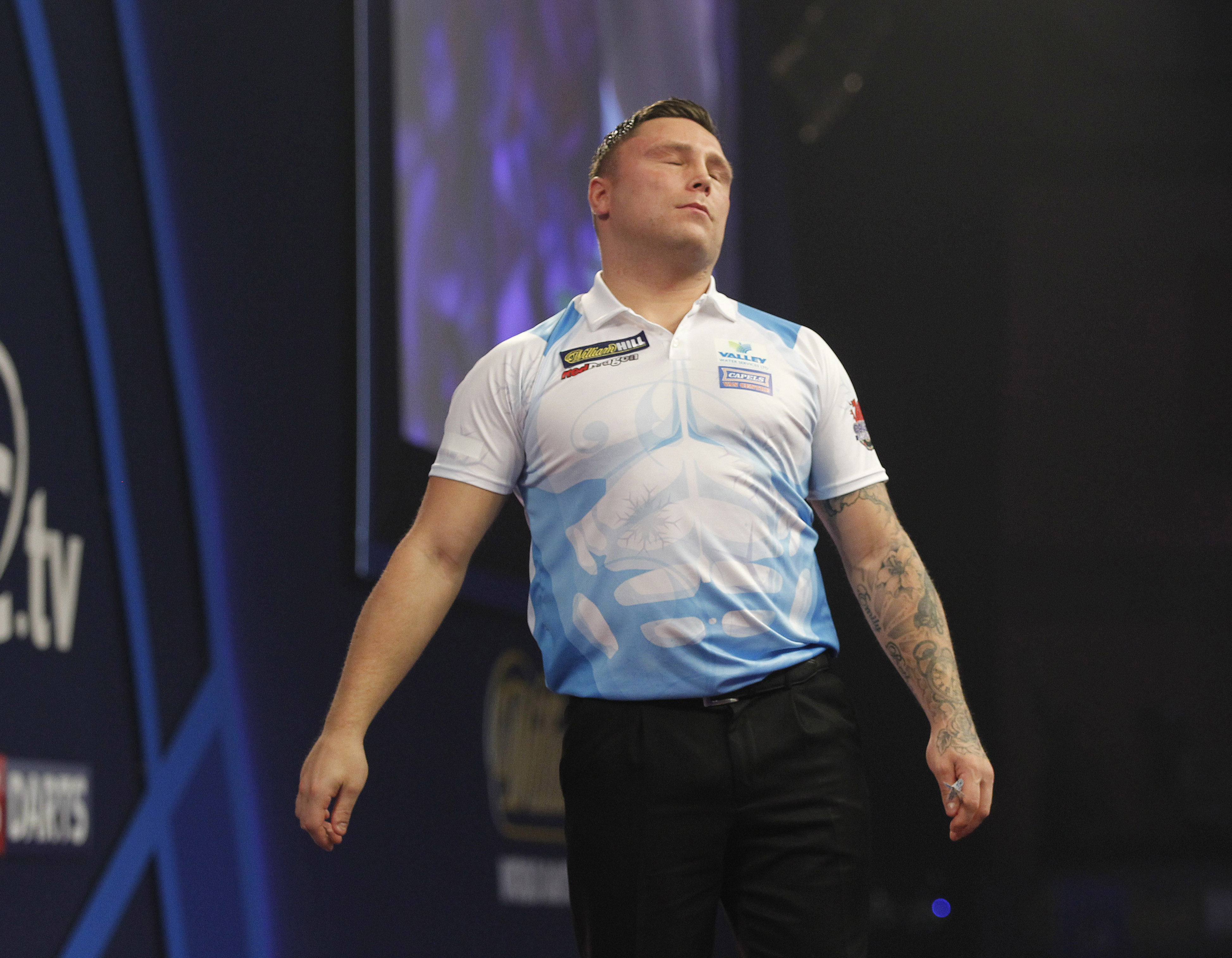 PDC World Cup of Darts betting Wales' Gerwyn Price