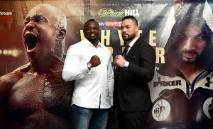 Whyte vs Chisora round betting odds