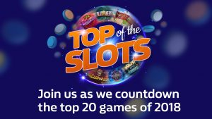 top of the slots offer